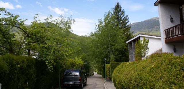 Chalet con terreno a la entrada del Parque de Ordesa