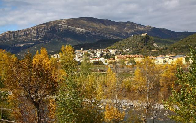 Vista general del valle