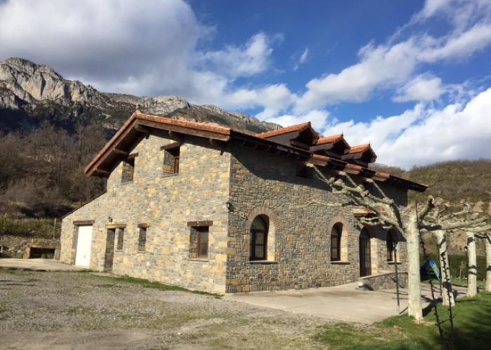 Gran casa tradicional de turismo rural europirineos agencia inmobiliaria casas pirineos - Inmobiliaria gran casa ...
