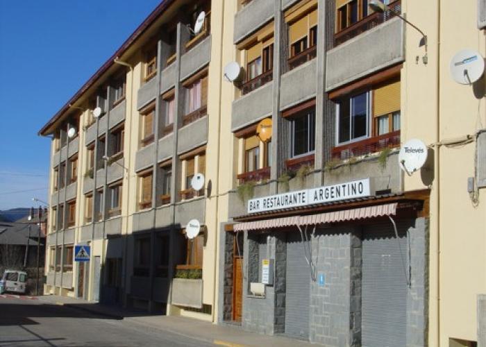 Europirineos agencia inmobiliaria casas en el pirineo for Agencia inmobiliaria