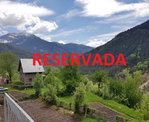 Casa con jardín en el Valle de Pineta próxima a pistas de esquí en venta