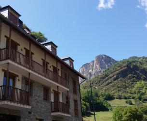 Apartamento a estrenar en Bielsa junto al valle de Pineta en venta