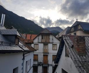 Casa tradicional habitable en venta en Bielsa