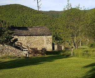 Pajar tradicional con terreno de 1000 m2 junto a Fiscal en venta