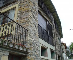 Gran casa tradicional en La Fueva con huerto
