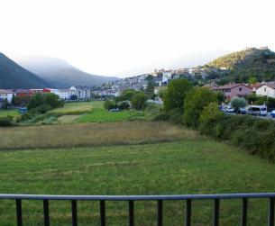 Piso seminuevo en venta en Boltaña con muy buenas vistas