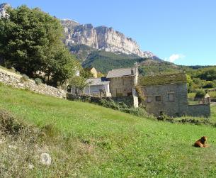 Casa tradicional en la Peña Montañesa cerca de Aínsa en venta