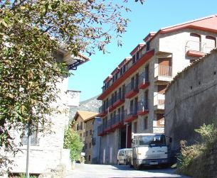 Apartamento próximo a pistas de esquí