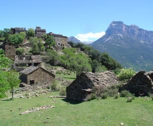 Casa tradicional cercana a Parque Nacional de Ordesa en venta