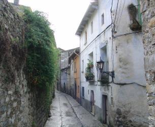 Casa tradicional con terreno en las proximidades del Parque de Ordesa.