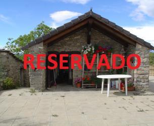 Antiguo pajar rehabilitado en venta en zona Guara