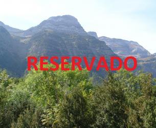 Gran solar en venta junto al Parque Nacional de Ordesa