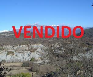 Finca con licencia para construir con vistas en zona Aínsa en venta