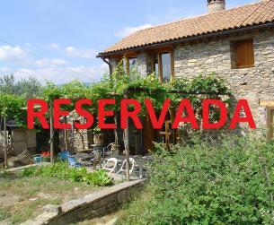Gran casa tradicional con terreno cerca del Parque Natural de Guara en venta