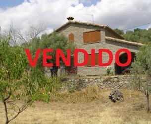 Casa con terreno en el Parque Natural de Guara en venta