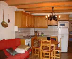Apartamento seminuevo en venta en el Valle de Chistau