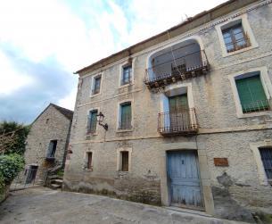 Magnífica propiedad urbana y rústica en el valle del Ara en venta