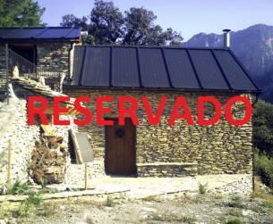 Borda rehabilitada en valle de Chistau en venta