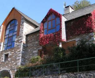 Magnífica propiedad prçoxima a pistas de esquí en el Pirineo francés