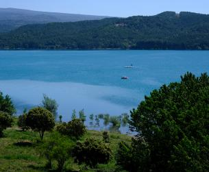 Chalet adosado a un paso del lago de Barasona en venta