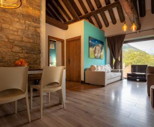Casa tradicional magníficamente rehabilitada en el valle de Ordesa en venta
