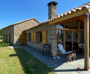 Preciosa casa con terreno en el Parque Natural de Guara en venta