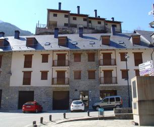 Apartamento amueblado cerca del Parque Nacional de Ordesa