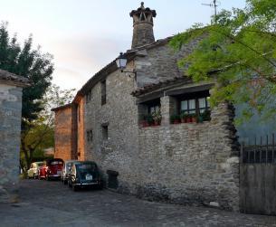 Gran hotel - restaurante rural en el Parque Natural Sierra de Guara en venta
