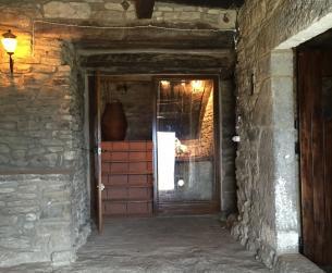 Gran edificio tradicional en Valle de La Fueva