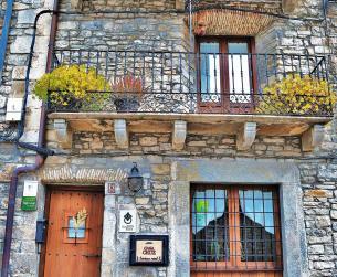 Casa de turismo rural en pleno funcionamiento próxima al Parque Nacional de Ordesa