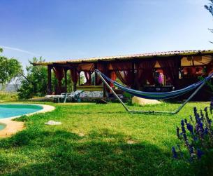 Centro Turístico en Sierra de Guara