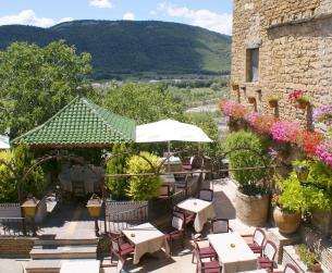 Bar y terraza