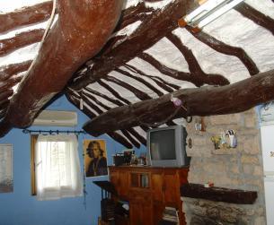 Antiguo pajar rehabilitado zona Guara