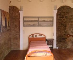 Casa mediterránea rehabilitada entre Aínsa y Sierra de Guara