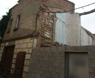 Edificio en núcleo histórico en el Somontano