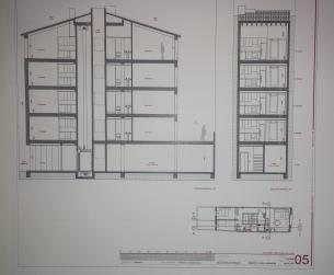 Solar con licencia para viviendas y local comercial en pleno centro de Barbastro
