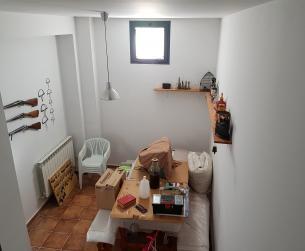 Piso con terraza, garaje y trastero en Boltaña