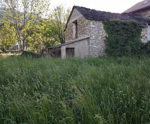 Pajar tradicional con terreno de 1000 m2 junto a Fiscal