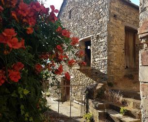 Magnífica propiedad urbana y rústica en el valle del Ara