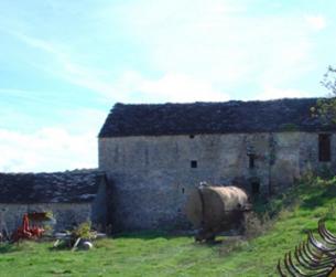 Gran casa tradicional en Parque Natural Sierra y Cañones de Guara