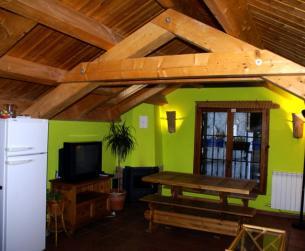 Casa pareada a la entrada del Parque Nacional de Ordesa y Monte Perdido