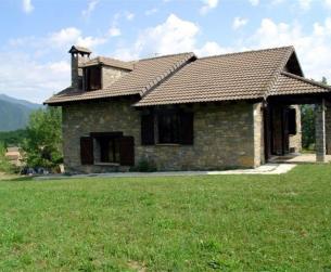 Casa unifamiliar próxima al Parque Nacional de Ordesa