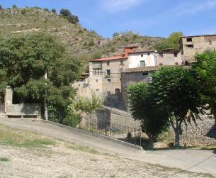 Casa tradicional en Ribagorza