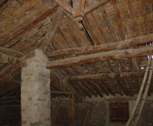 Madera del tejado