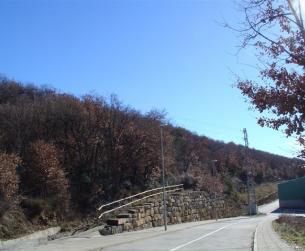 Vivienda amplia con buenas vistas a la montaña en Aínsa