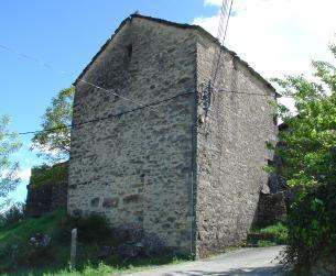 Muros del edificio principal