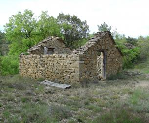 Pajar con terreno en La Fueva / Hut with ground in La Fueva