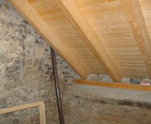 Casa tradicional con terreno en el Parque Nacional de Ordesa