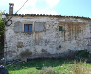 Casa tradicional en Parque Natural de Sierra y Cañones de Guara