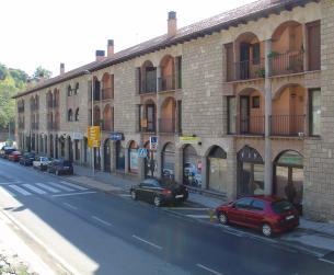 Precioso apartamento en uno de los pueblos más bonitos de España